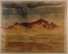 Untitled (Southwest landscape)