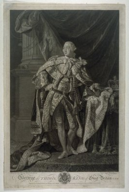 George the Third, King of Great Britain