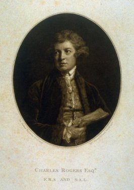 Portrait of Charles Rogers