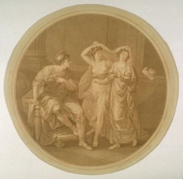 Venus Discovers Helen to Paris