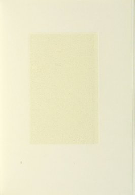 Untitled, between pgs. 80 and 81, in the book Nohow On by Samuel Beckett (New York: The Limited Editions Club, 1989)