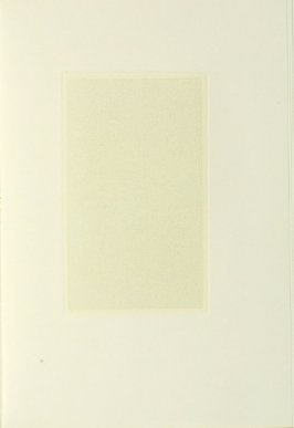 Untitled, between pgs. 114 and 115, in the book Nohow On by Samuel Beckett (New York: The Limited Editions Club, 1989)