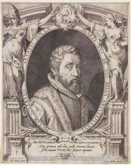 Portrait of Maerten de Vos (1532-1603)