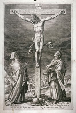 Crucifixion, from a series of The Passion