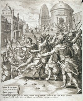 Arrest of St. Paul