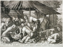 [Adoration of the shepherds