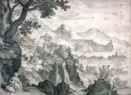 Mountain Landscape with the Rest on the Flight into Egypt