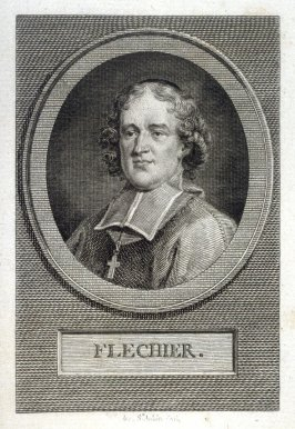 Portrait of Flechier