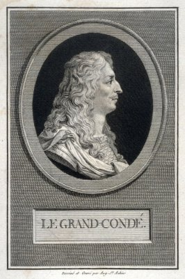 Portrait of Le Grand-Conde