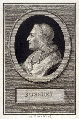 Portrait of Bossuet