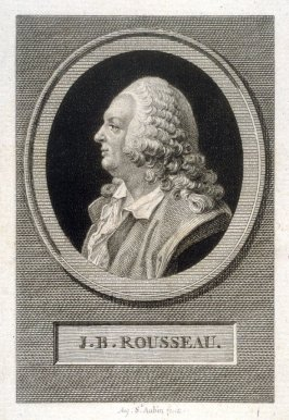 Portrait of J. B. Rousseau