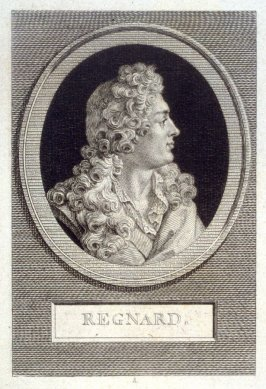 Portrait of Regnard