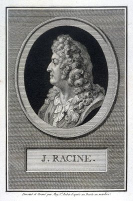 Portrait of J. Racine