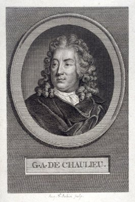 Portrait of G. A. De Chaulieu