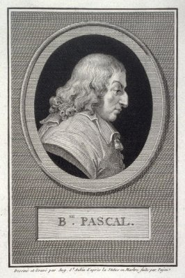 Portrait of B. Pascal
