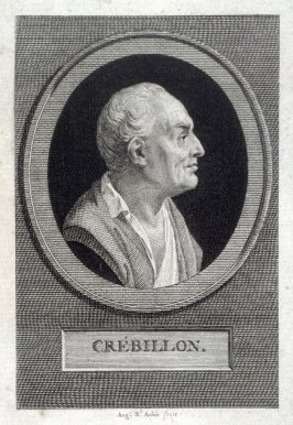 Portrait of Crebillon