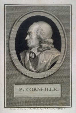 Portrait of Pierre Corneille