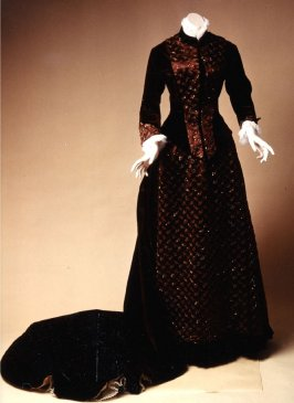 Mother of Bride or evening dress (dress and underskirt)
