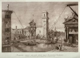 Prospect of the Armory at Venice
