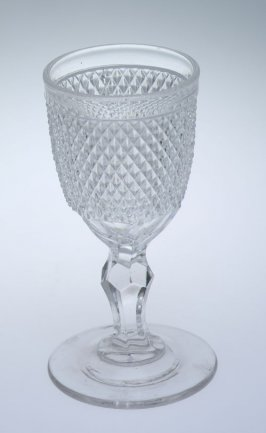 Wine glass Diamond point