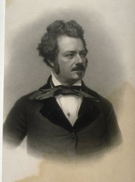 Portrait of Edwin Forrest