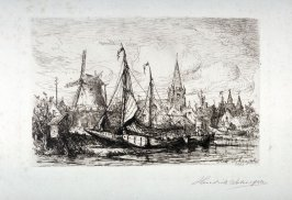 Flemish Fishing Village