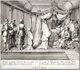 Death of King Charles II of Spain