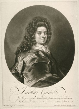 Portrait of Jacob Gadelle