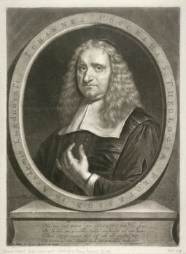Portrait of Johann Cocceius