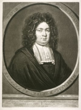 Portrait of David Hoogstratanus