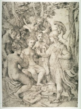 Minerva and the Muses