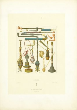 Asie (Smoking Implements)