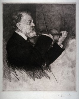 The Great Violinist Joachim