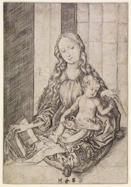 The Madonna with the Parrot