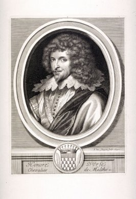 Honoré d'Urfe, Marquis of Valbromey