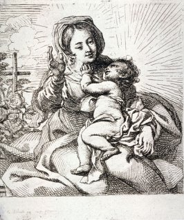 [Virgin and Child]
