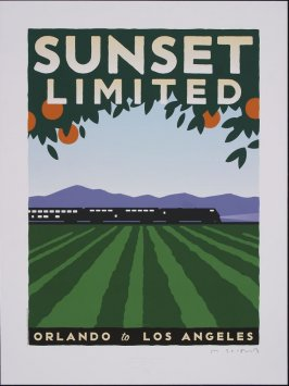 Amtrak Sunset Limited: Orlando to Los Angeles