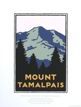 Mount Tamalpais from the GGNRA series