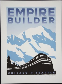 Amtrak Empire Builder: Chicago to Seattle