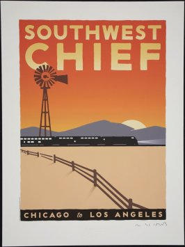 Amtrak Southwest Chief: Chicago to Los Angeles