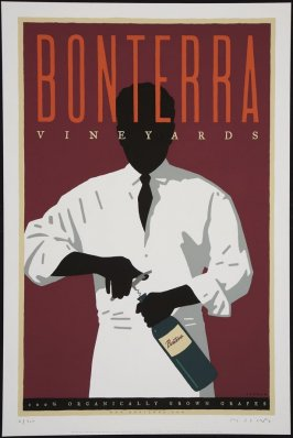 Bonterra Opening Bottle