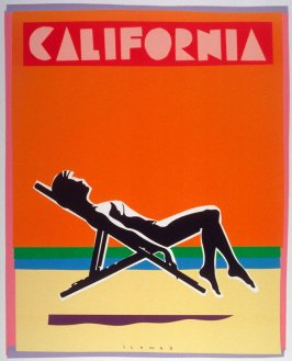 California, poster for The Dot Printer
