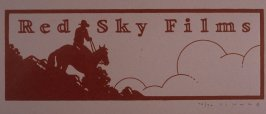 Red Sky Films, poster for the film company