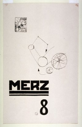 Merz 8, from Die Kathedrale (The Cathedral) (Hanover: Paul Steegemann Verlag, 1920)