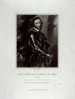 Thomas Howard, Earl of Arundel and Surrey