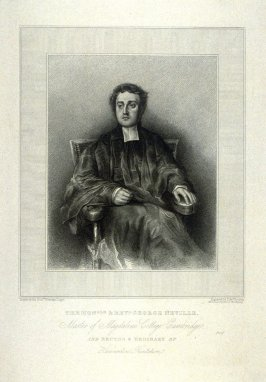 The Honorabe and Reverend George Neville