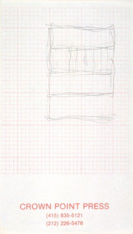#1 Untitled (set of 13 drawings)