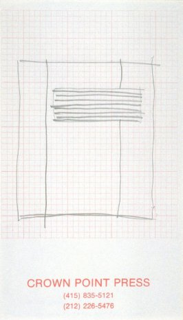 #6 Untitled (set of 13 drawings)