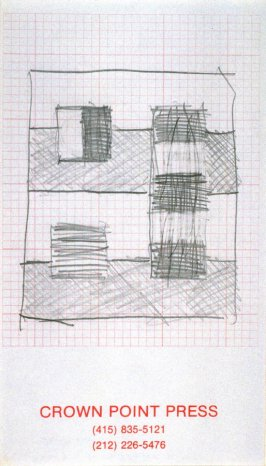 #7 Untitled (set of 13 drawings)