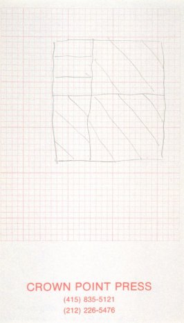 #8 Untitled (set of 13 drawings)